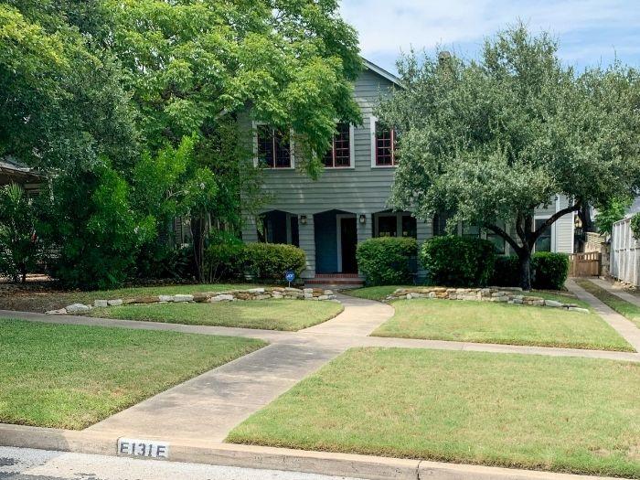 Beautiful San Antonio Home and Lawn